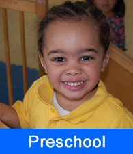 Preschoolers at Ashland Child Development learn in a fun, safe environment